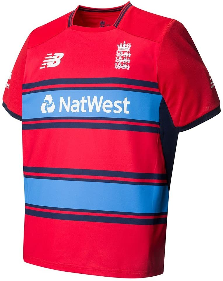 ECB 2017 T20 Junior Shirt