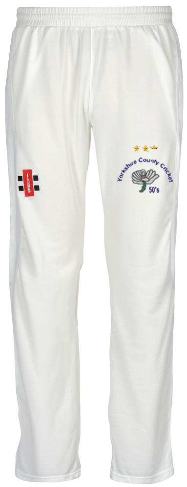 YCCC Over 50's Velocity Playing Trousers