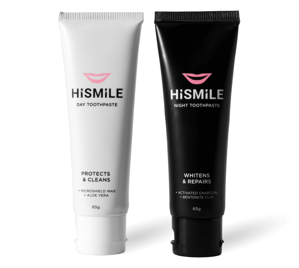 Shop the Day and Night Toothpaste