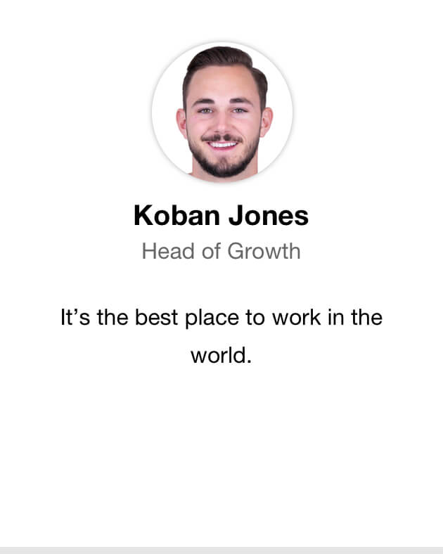 Koban Jones