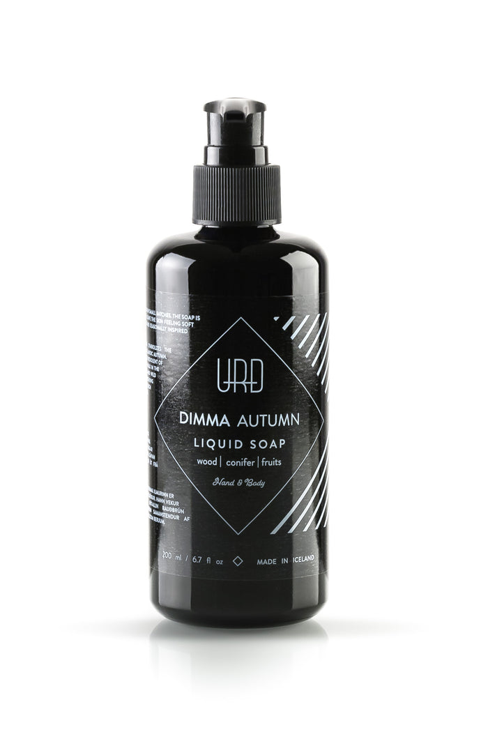 Dimma liquid soap