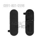 2 X Headset Dust Cover Side Cover Compatible For CP200 CP040 CP140 CP160 CP180