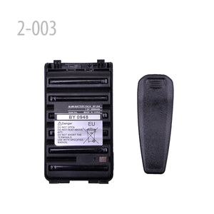 7.2V 2000MAH NI-MH BATTERY FOR ICOM BP-264 for IC-V80 HT radios, etc.