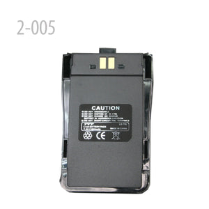 TYT TYT TH-F2 1500mah Li-ion Battery for TH-UVF1 TH-F2