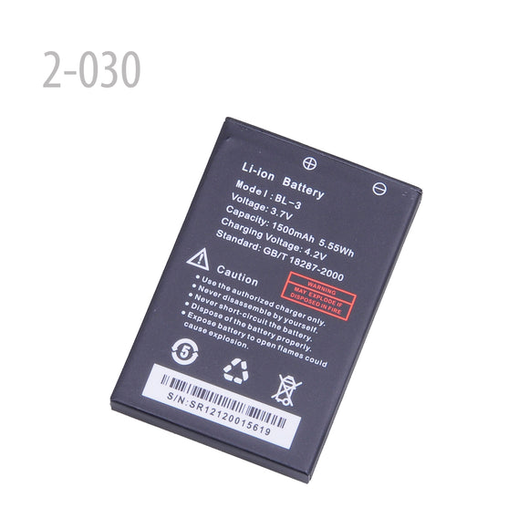 BAOFENG Original Li-ion Battery for UV-3R VX-3R