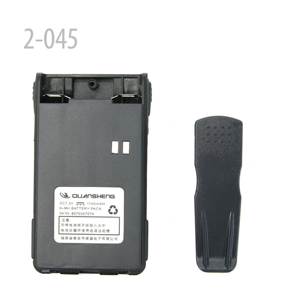 1100mAH NI-MH battery for Quansheng x 1pc