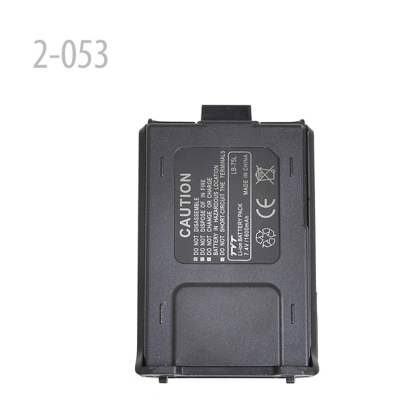TYT TH-UVF9 7.4V Original Li-ion Battery