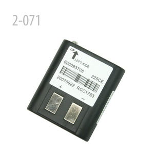 1300Mah Lithium-Rechargable Battery =3x size AA for Motorola talkabout