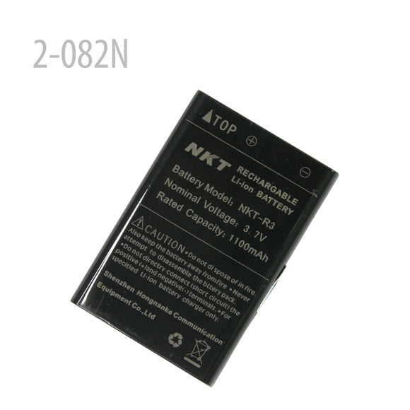 NKT Li-ion Battery 3.7V 1100mAh for NKT-R3 VX-2/3R