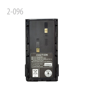 2500mAh Li-ion Battery for TK-3107 TK2107 TK-2100