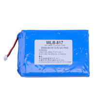 Polymer 3000mah Li-ion Battery for Yaesu FT-817ND