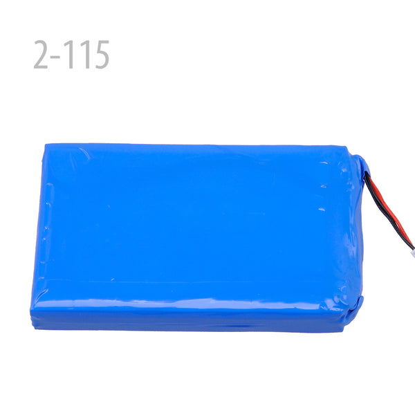 Polymer 3000mah Li-ion Battery for Yaesu FT-817ND(2-117)
