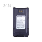 BAOFENG 7.4V 1800mAh Li-ion Battery For BFA58 BF-9700