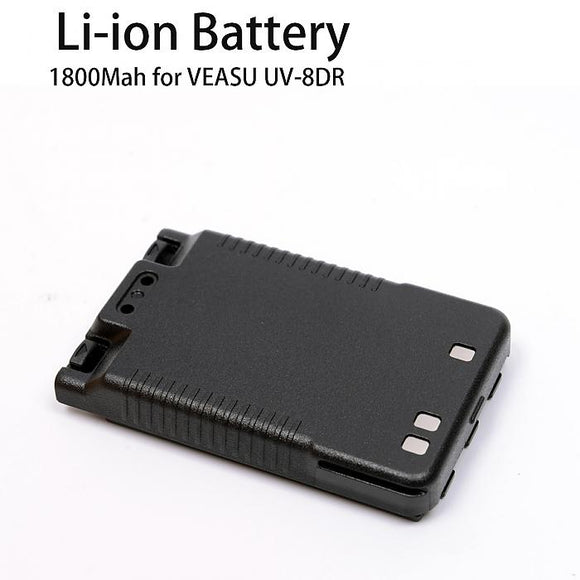 1800mAh Li-ion Battery for VEASU UV-8DR
