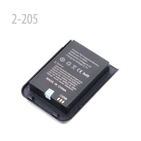 Battery for inrico T298 Sure F22PLUS network walkietalkie(2-205)