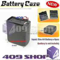Battery case for ICOM BP-99 IC-2GXA, IC-2GA