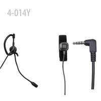 Ear Headset with Finger ( Earpiece )