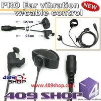 PRO Ear vibration w/cable control+ Mini Din Plug 44-R for PX-A6 PX-2R NKT-R3