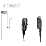 Surecom Acoustic Tube Earpiece with PTT For Baofeng Motorola Yaesu Puxing Icom ( Please Choice ) 4-050 SERIES