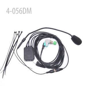 8pin Hands-free Mic For Motorola GM300 GM950 SM50 SM120 GM3188 GM3