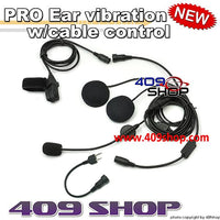 Two way radio headset for motorcycles for SP120 SP130 SPI140