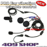 Two way radio headset for motorcycles for VX-168 VX180 VX210