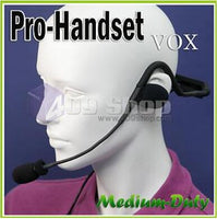 Professional VOX Behind Head Headset earpiece