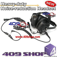 Heavy-duty Noise-reduction Headset+ Mini Din Plug 44-Y