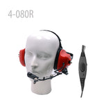 Heavy-duty Noise-reduction Headset /earpiece