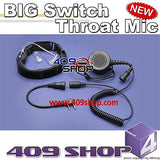 BIG SWitch Forehead/Throat Mic +Mini Din Plug 44-K