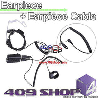 Big Rectangle High Quality Throat vibration earphone for YAESU VX-3R VX-5R FT-50