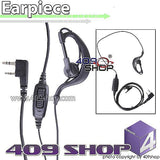 Baofeng Original Two PTT w/ Earpiece for UV-82 UV-89