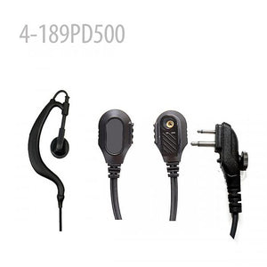Ear Loop PTT earpiece for HYT HYT TC-510 TC-500S TC-580 PD502