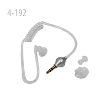 Acoustic Tube earpiece 3.5mm plug