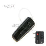 Bluetooth Earpiece PTT Headset for walkietalkie Kenwood Baofeng