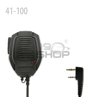 Handheld Two Way Radio Microphone (K Plug) For UV-5R, C150, TK-360, BF-8 Speaker Mic