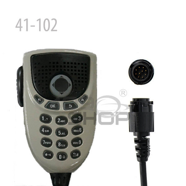 Motorola Keypad Digital Speaker Microphone RMN5127C for XiR M8668 M8660 M8268 M8260