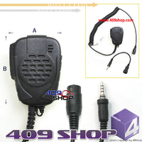 Rainproof Mic Speaker mini Din series and Y7 mini DIN Plug for HX-471 VX-6R/E VX-7R /E