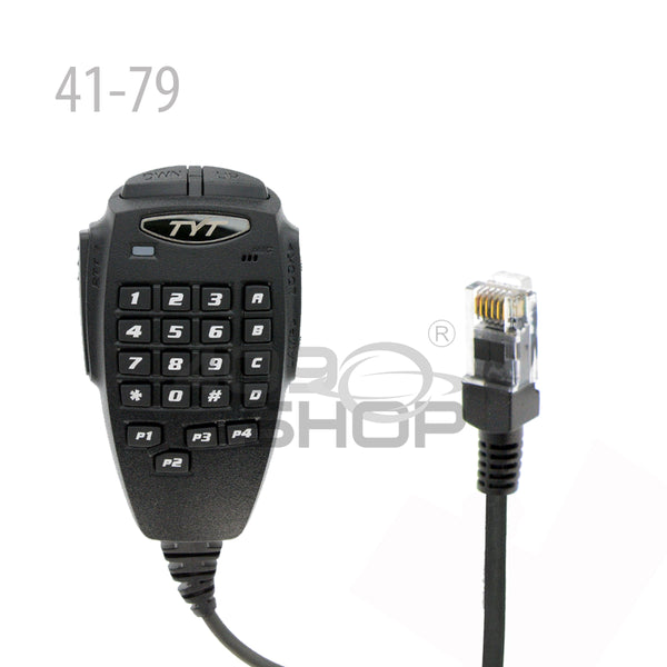 Speaker Microphone FOR TYT TH9800
