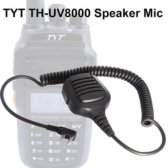 TYT Speaker Microphone Waterproof for Tytera Upgraded MD-390 MD-380