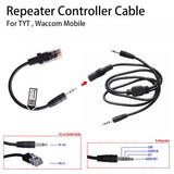 SURECOM REPEATER 48-T1 CABLE FOR TYT WACCOM MOBILE TH-9000 TH-9000D (#122465)