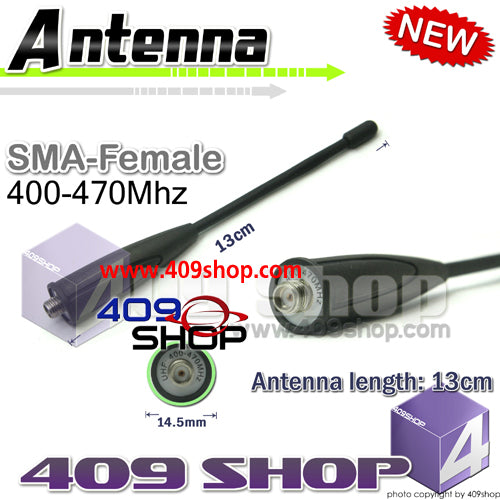 Feidaxin ORIGINAL ANT UHF400-470mhz for FD-268 UHF