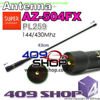 Super Antenna AZ504FX Mobile PL259 70CM Antenna