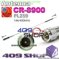 Taiwan Goods Super 29/50/144/430Mhz PL259 Antenna for FT-8900 KT-8900D