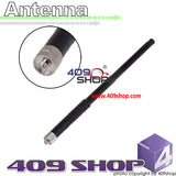 TELESCOPIC RH-205B-SF 144MHz 5/8 Black Antenna
