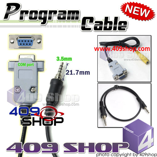 Programming cable for YAESU VX-7R VX-6 VX-170 VX-177