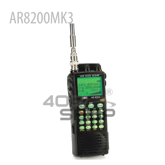 AOR-AR8200Mk3 Wide Range Communications Receiver NOT Include Shipping Cost