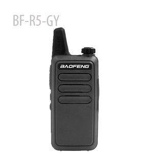 BAOFENG BF-R5-GY Mini Portable two way radio UHF 400-470MHz