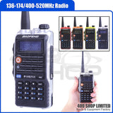 Baofeng BF-UVB2 Plus 136-174/400-520MHz Two-way Radio Walkie Talkie