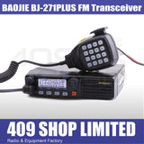 BAOJIE BJ-271PLUS Multiple Function UHF 400-470Mhz FM TRANSCEIVER
